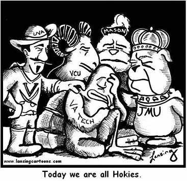 Today We Are All Hokies